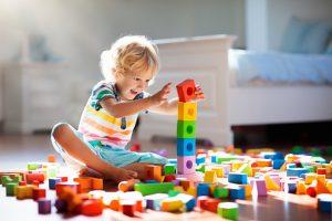 des jeux ludiques pour favoriser le bon développement d'un enfant