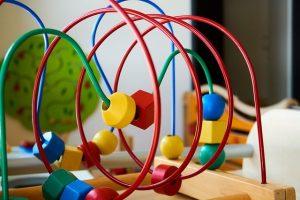 un jouet ludique pour enfant