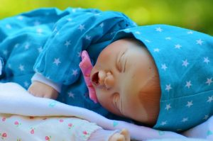 Adopter un bébé reborn en silicone