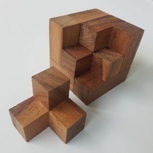 Apprendre en s'amusant avec un puzzle 3D